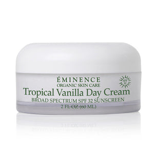 Tropical Vanilla Sun Cream SPF32