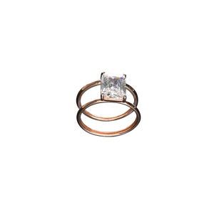Double Ring 0280