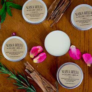 Natural Lip Balms