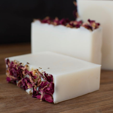 Hand-Cut Soap and Shampoo Bars