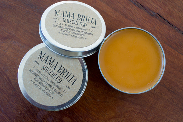 Warm & Fuzzies Muscle and Joint Balm