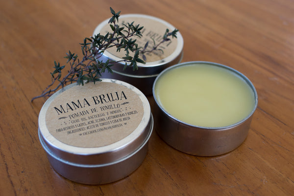 Mama Bruja Fresh Air Chest Rub