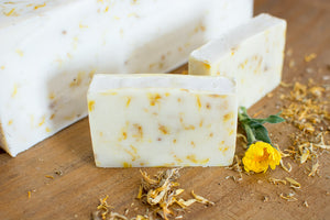Calendula & Chamomile Soap and Shampoo Bar