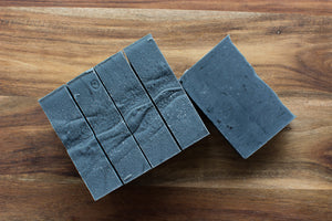 Activated Charcoal Soap & Shampoo Bar