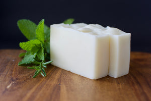 Rosemary and Peppermint Soap & Shampoo Bar