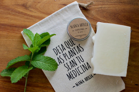 Eco Gift: Lip Balm + Soap & Shampoo Bar