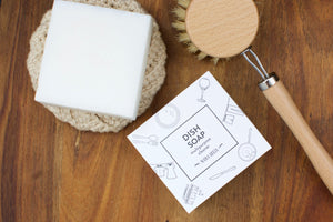 Biodegradable Soap for Dishes, Laundry & General Household Cleaning