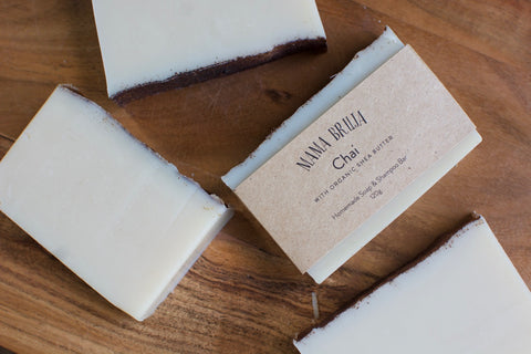 Chai Soap & Shampoo Bar