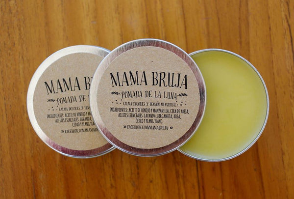 Over The Moon Menstrual Balm