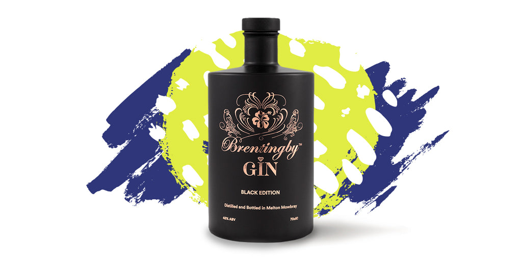 March Gin: Brentingby Black Edition