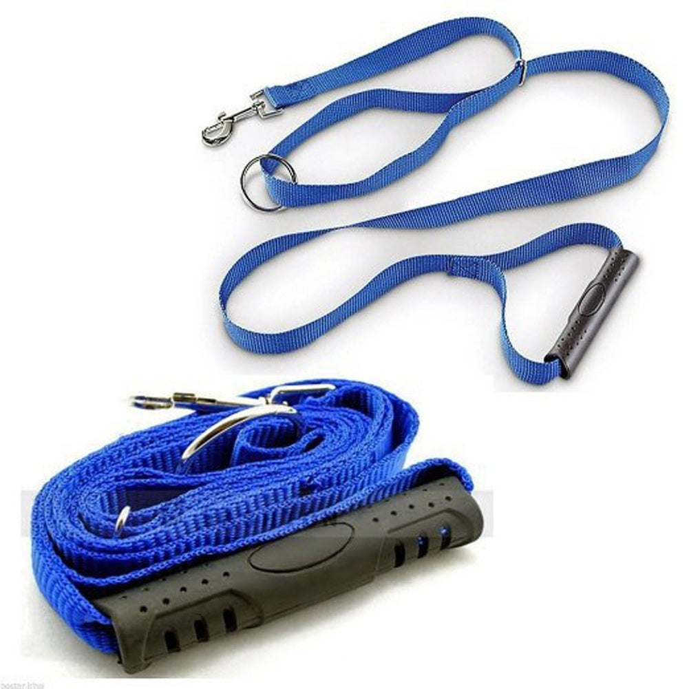 Instant Trainer Dog Leash Chain Ring Pet Rope Dogs Walking Training Wire Harness Lead Uber Deals