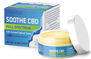 Soothe CBD Full Spectrum