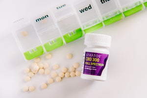 CBD 300 Full Spectrum Tablets