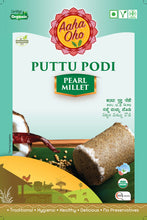 Load image into Gallery viewer, Organic Puttu - Pearl Millet/Bajra