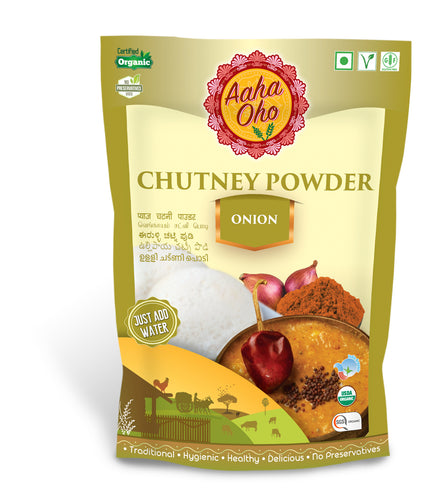 Organic Chutney Powder - Onion