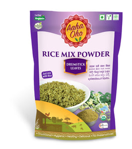 Organic Rice Mix - Drumstick Leaves