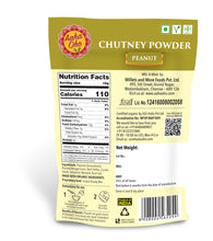 Load image into Gallery viewer, Organic Chutney Powder - Peanut