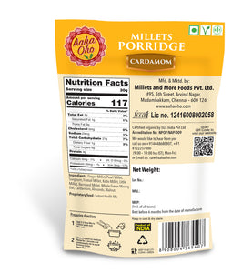 Organic Millets Health Mix -Cardamom