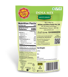 Organic Dosa Mix - Multi Grain