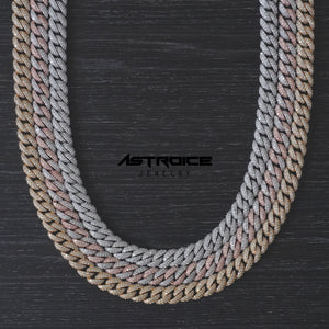 10MM Prong Set Cuban Link