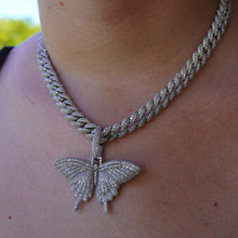 Load image into Gallery viewer, Butterfly Pendant W/ 12MM Bail