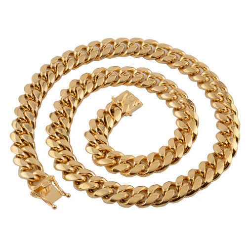 Heavy Miami Cuban Link
