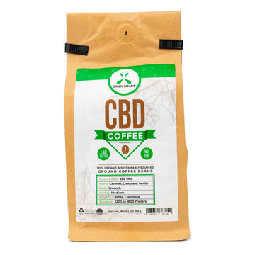 Green Roads Broad Spectrum Hemp CBD Coffee 8oz