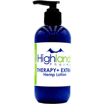 Highland Pharms Therapy Plus Full Spectrum CBD Lotion