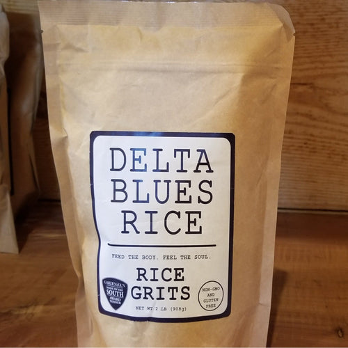 White Rice Grits