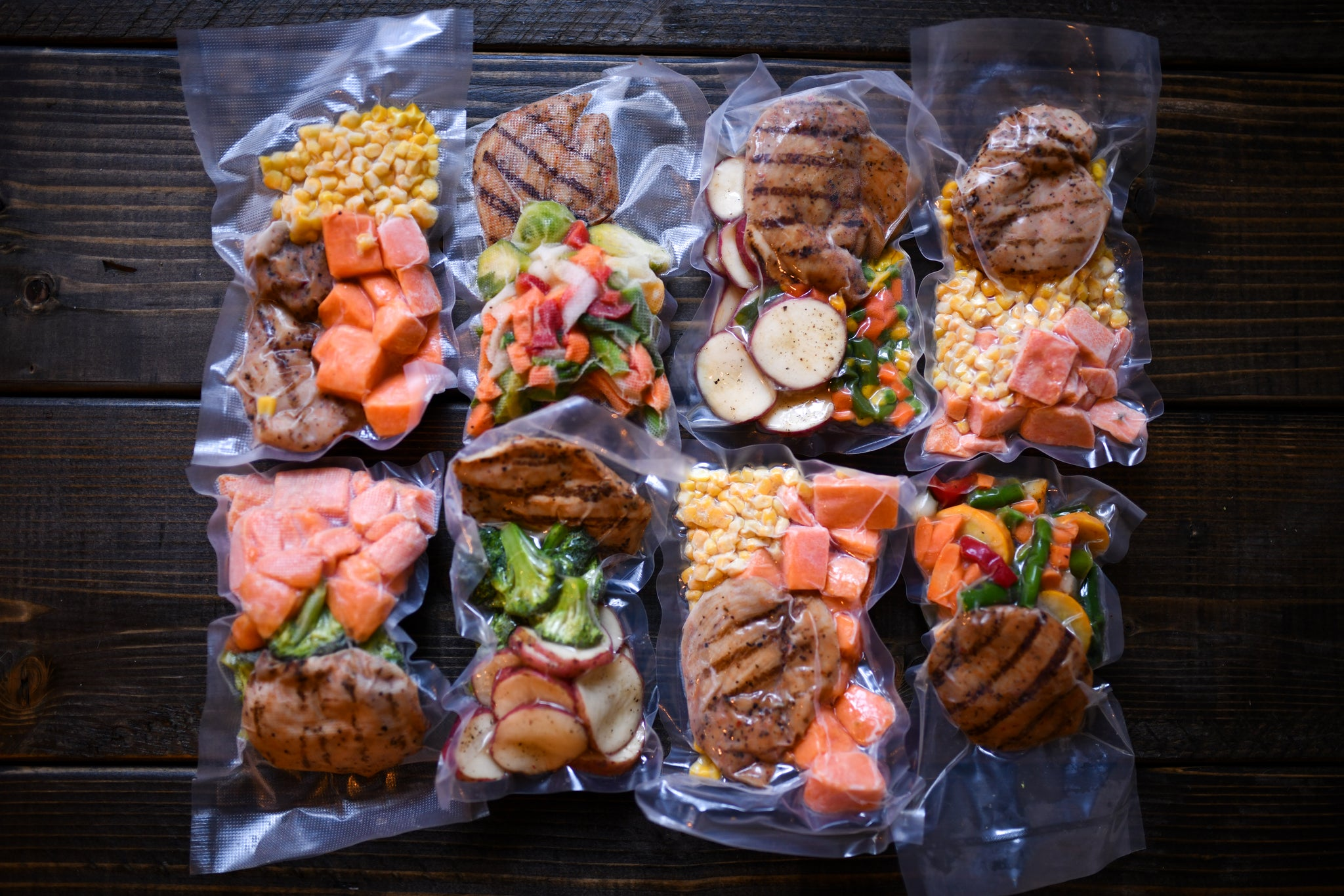 Meal Prep Made Easy with Vacuum Sealers