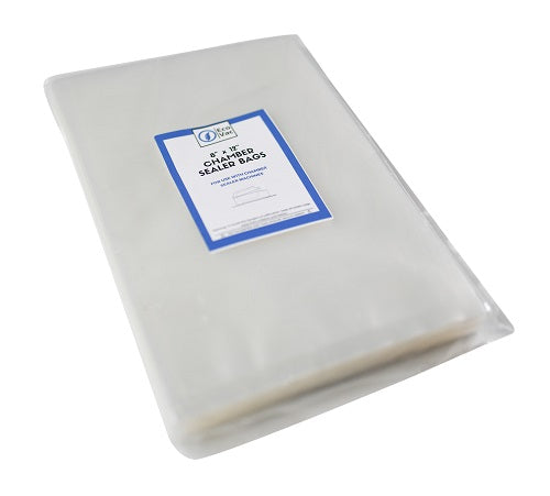 8 x 12 EcoVac Bags chamber sealer bag pouches