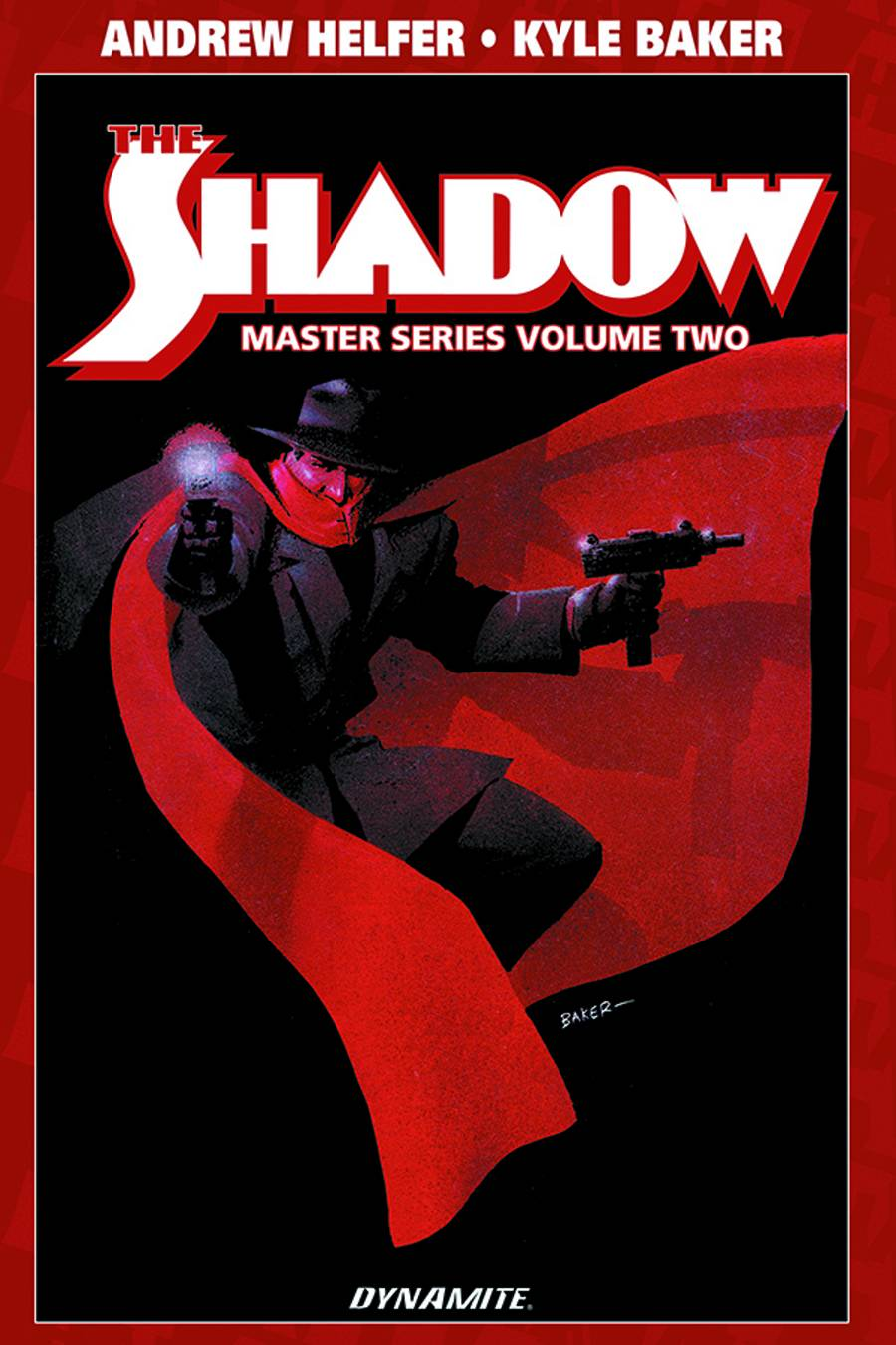 SHADOW MASTER SERIES TP VOL 02