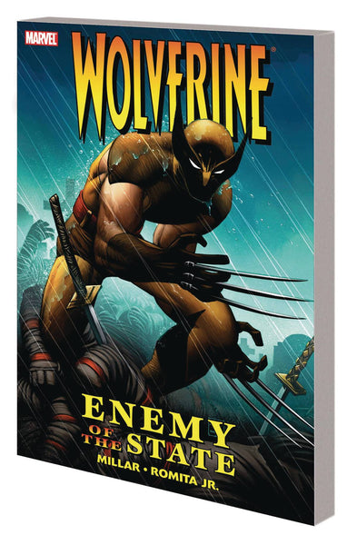 WOLVERINE TP ENEMY OF THE STATE NEW PTG