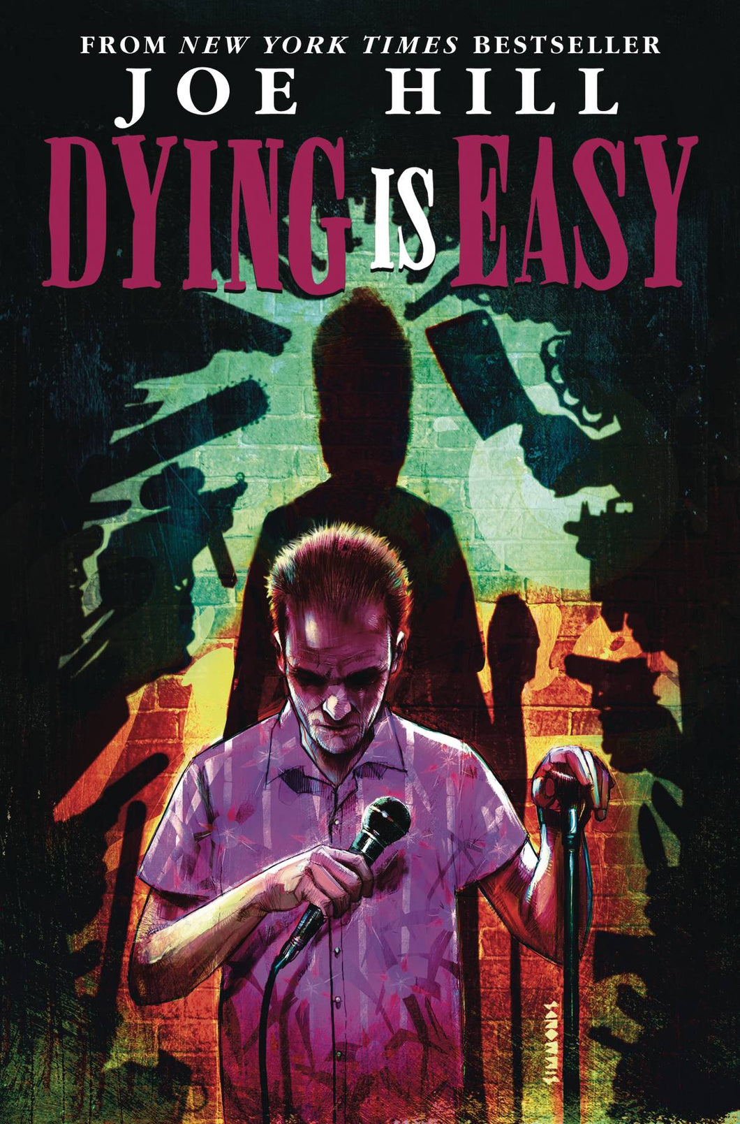 DYING IS EASY HC BY JOE HILL