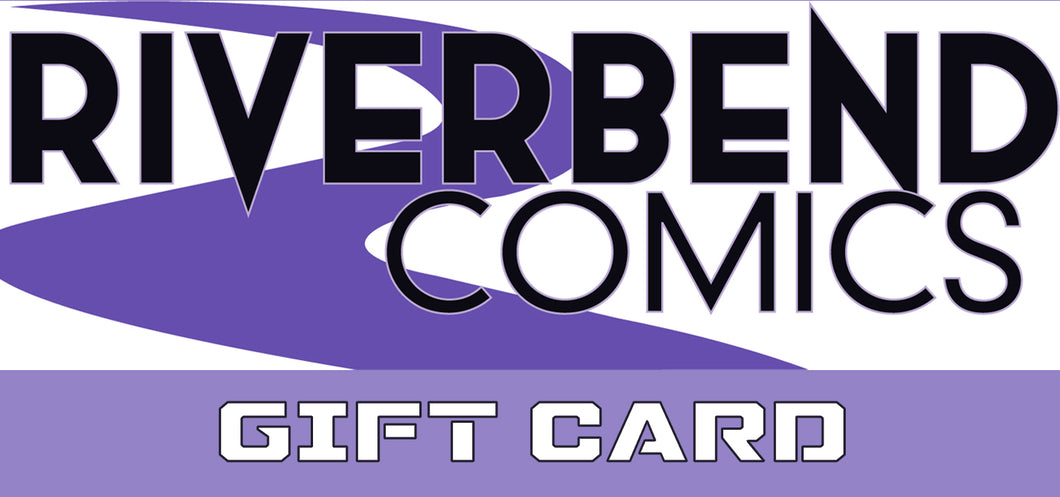 Riverbend Comics Gift Card