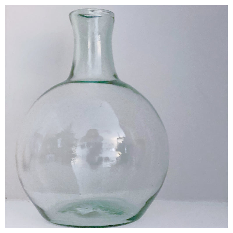 Minimalist Glass Vase Small