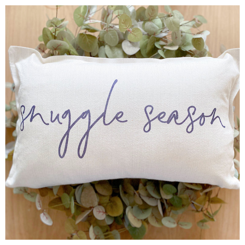 Snuggle Season Cushion