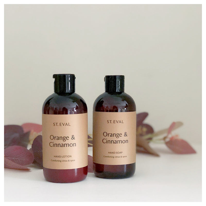Orange & Cinnamon Hand Lotion