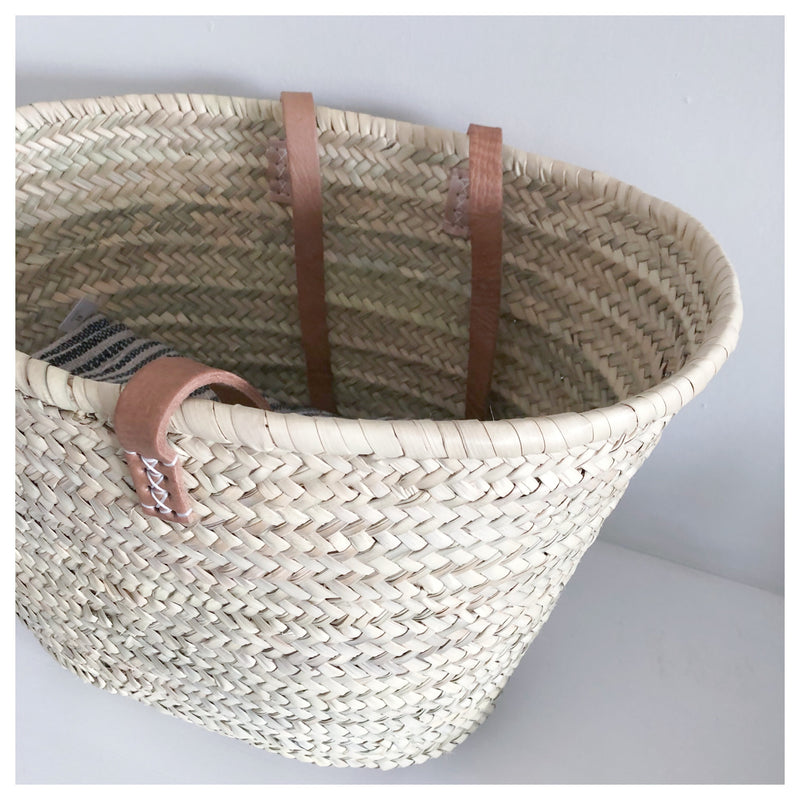 French Basket (long handles)