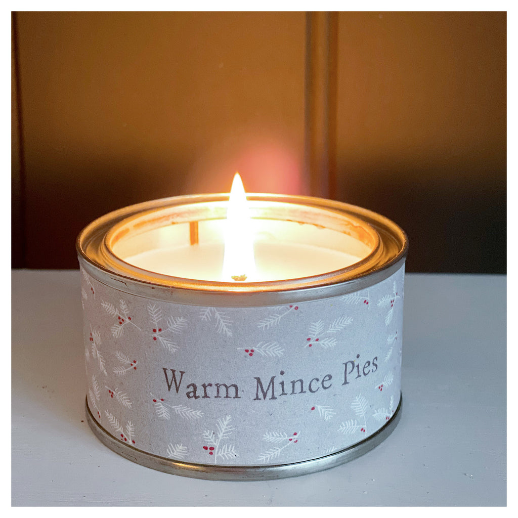Warm Mince Pies Candle