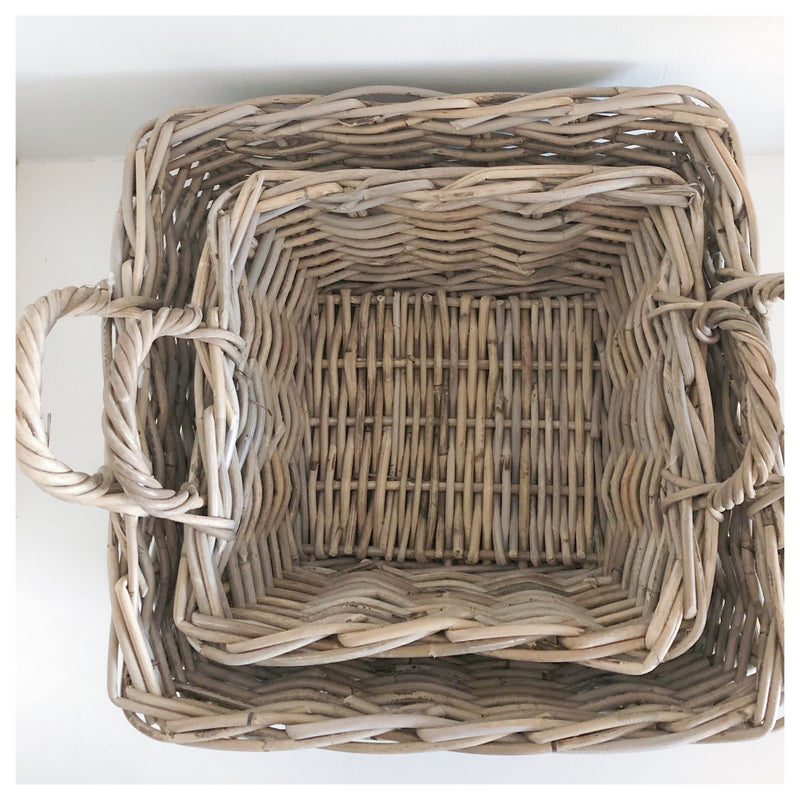 Handled Kubu Basket