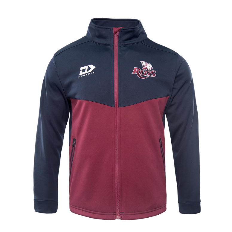 2021 Queensland Reds Mens Anthem Jacket