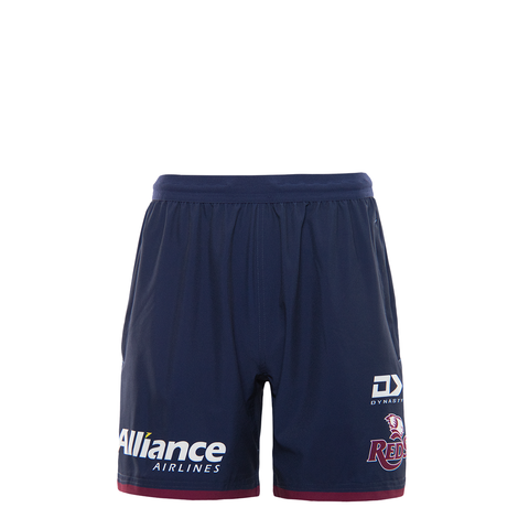 2021 Queensland Reds Mens Gym Short