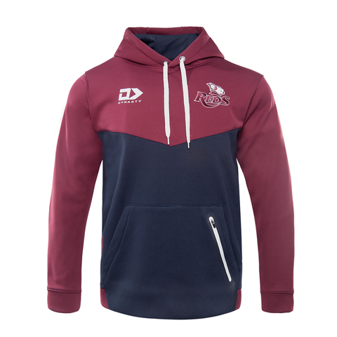 2021 Queensland Reds Training Hoodie