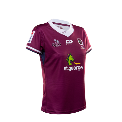 2020 Queensland Reds Ladies Replica Home Jersey
