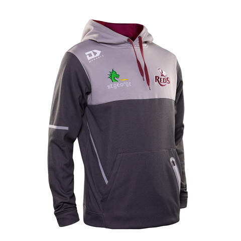 2020 Queensland Reds Performance Hoodie