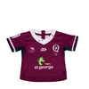 2020 Queensland Reds Toddler Replica Home Jersey