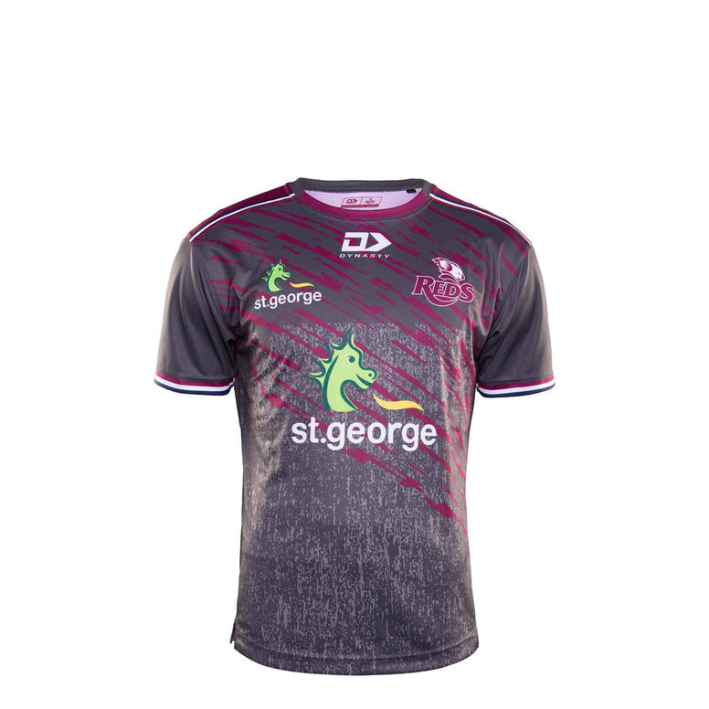 2020 Queensland Reds Junior Training Tee