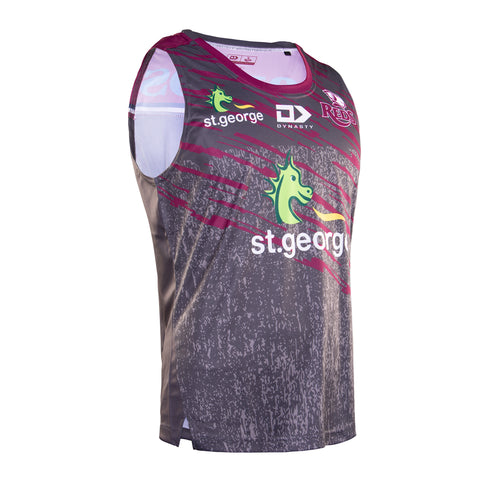 2020 Queensland Reds Mens Training Singlet