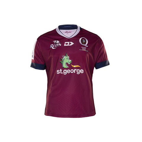 Queensland Reds 2019 Junior Replica Jersey Home